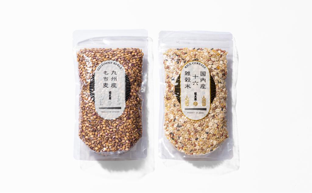 九州産もち麦  国内産雑穀米